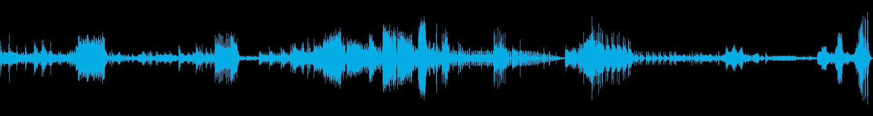 ドラム@ヤナーチェク シンフォニエッタ2の再生済みの波形
