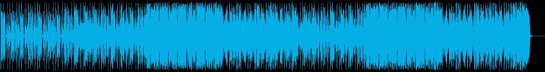 レゲエ調ロック スウィングの再生済みの波形