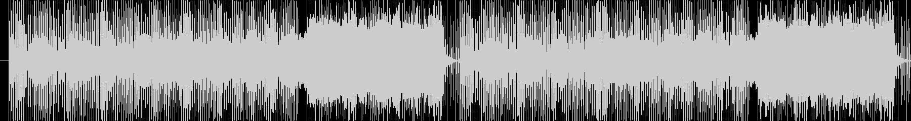 Marimbaの未再生の波形