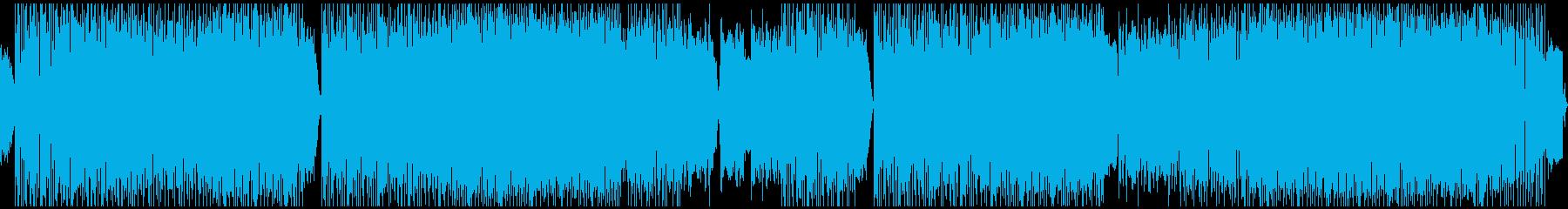 サックス、グルーヴ、ベース、エレク...の再生済みの波形