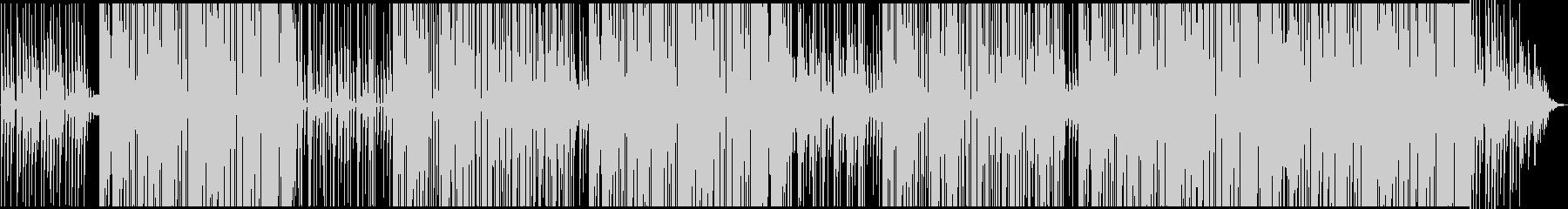 和テイストの琴が印象的なTrapの未再生の波形