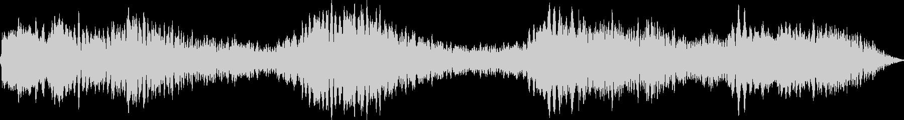 エスニックMS20 1001 ZGの未再生の波形
