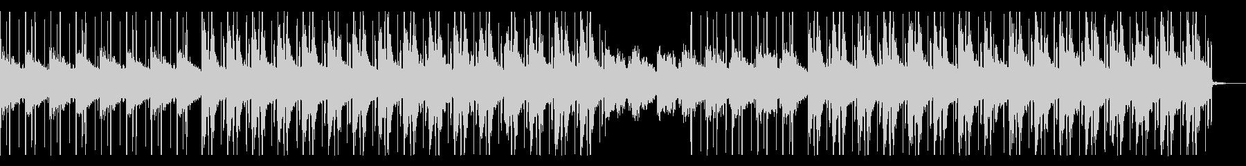 メロウでグルーヴィーなチルヒップホップの未再生の波形