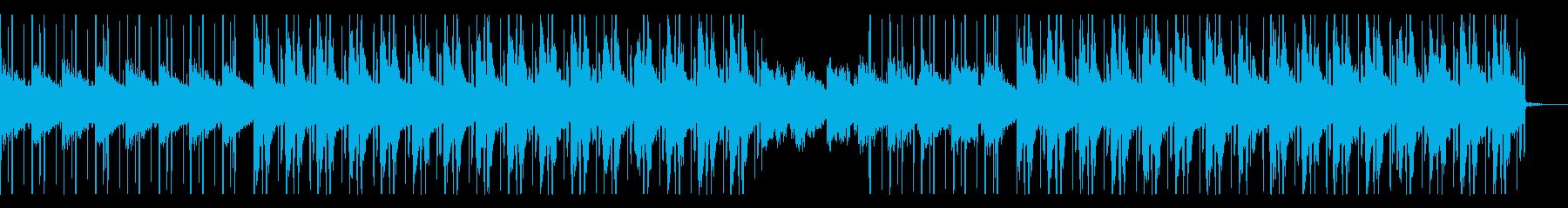 メロウでグルーヴィーなチルヒップホップの再生済みの波形