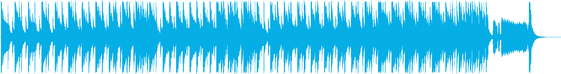 ほのぼの系シンセ・ピアノなど短めの再生済みの波形