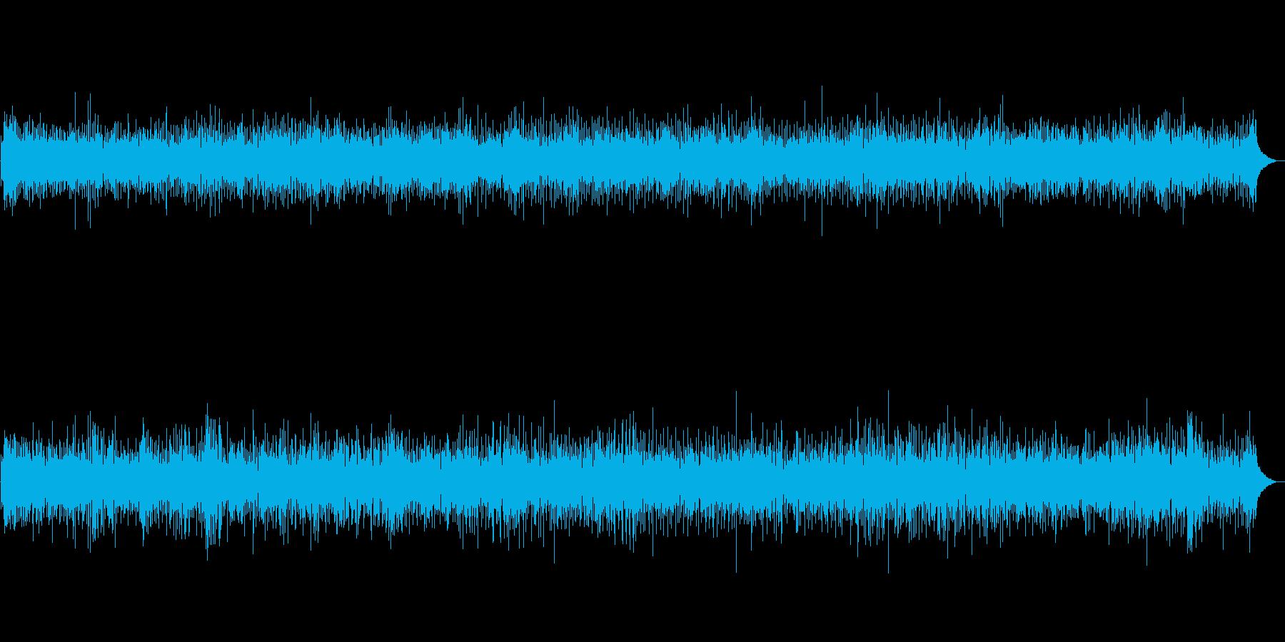 BGM オシャレカフェ★リラックスジャズの再生済みの波形