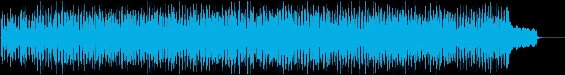 超ドタバタやかましいギャグ系、リコーダーの再生済みの波形