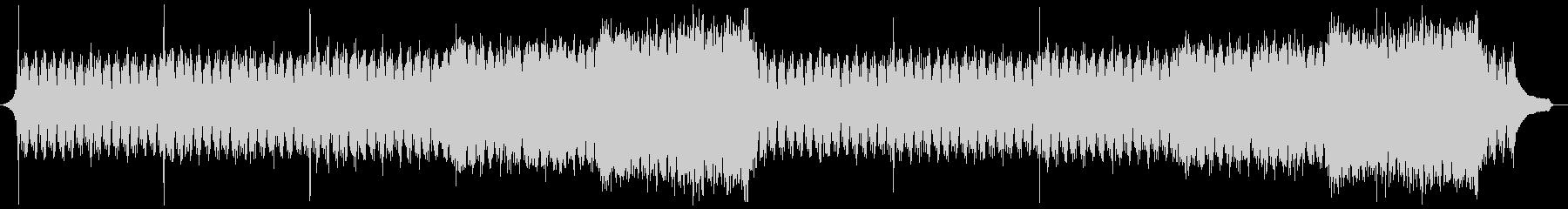 企業VP映像、111オーケストラ、爽快aの未再生の波形