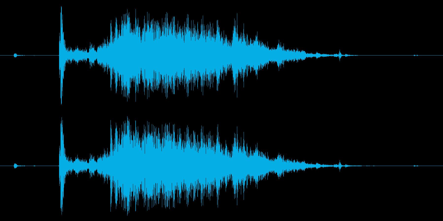 ジープCj10:Ext:False...の再生済みの波形