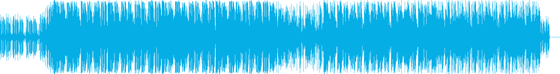 ロックエレクトロニック アクション...の再生済みの波形