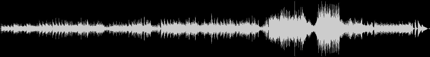 ワルツ 第2番 ピアノソロ版の未再生の波形