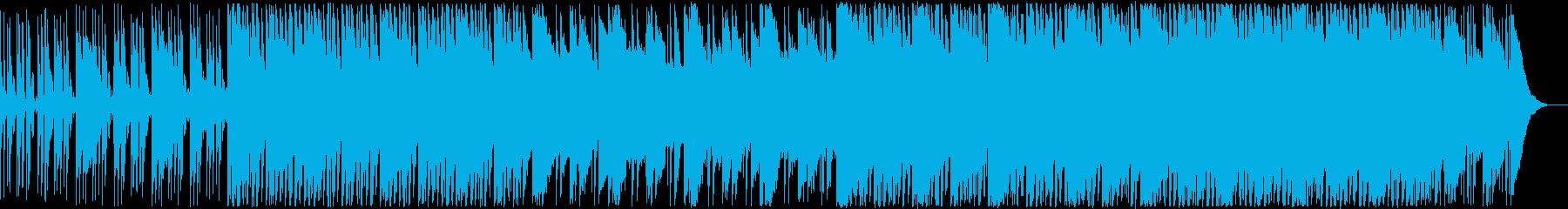 動画 勝利者 楽しげ ハイテク ア...の再生済みの波形