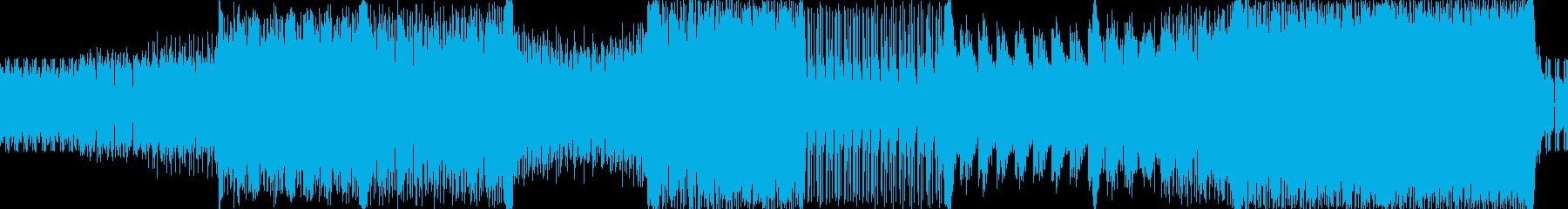 エレクトロ センチメンタル 技術的...の再生済みの波形
