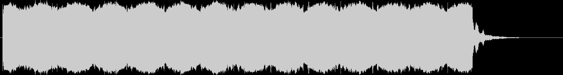 アラーム音・警報音 02|シンプルの未再生の波形