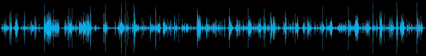 メタル チェーンムーブメント03の再生済みの波形