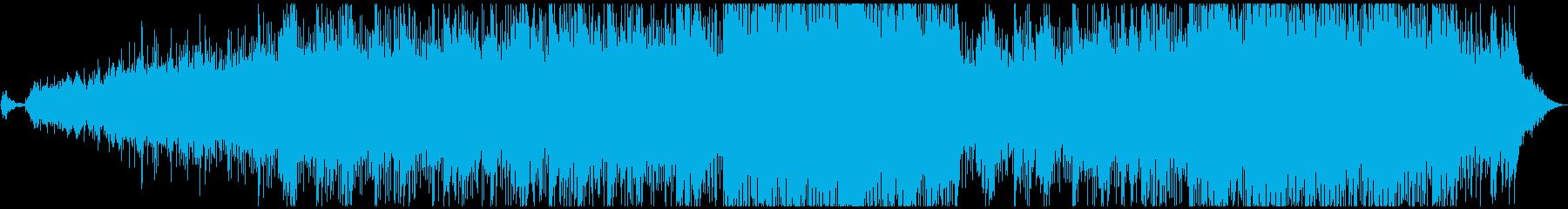 新世紀エレクトロニクス ラウンジ ...の再生済みの波形