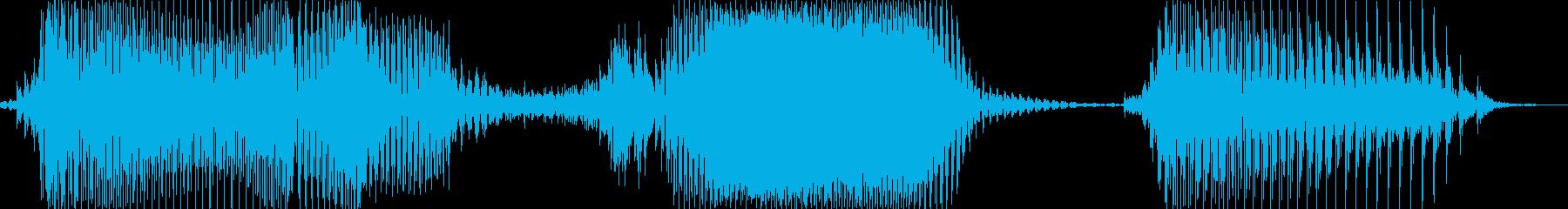 大正解!の再生済みの波形