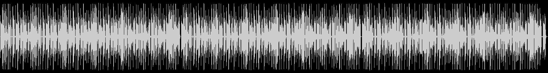 YouTube コミカルなピアノ・日常の未再生の波形