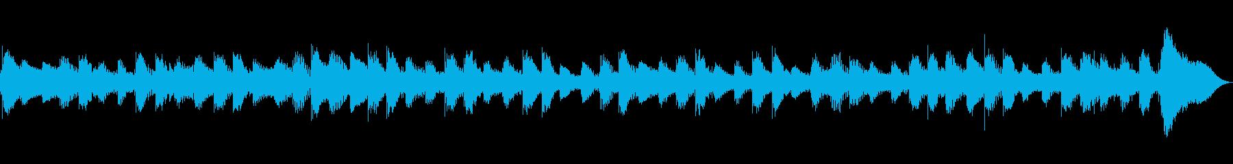 サスペンスのある暗いインストゥルメ...の再生済みの波形