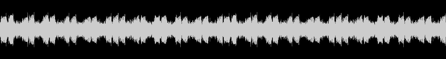 ヘビーギター2、BPM140、A、リフの未再生の波形