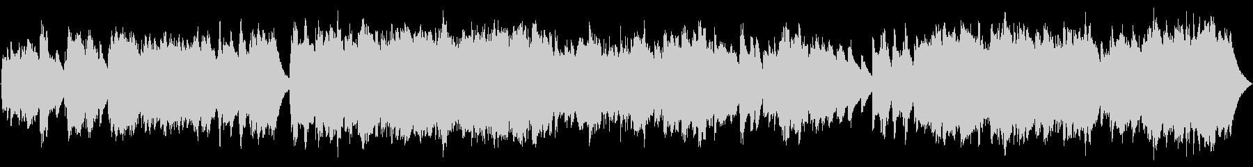 交響曲7提示部/ベートーベン・オルゴールの未再生の波形