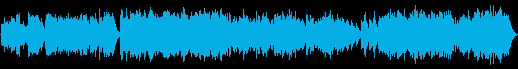 交響曲7提示部/ベートーベン・オルゴールの再生済みの波形