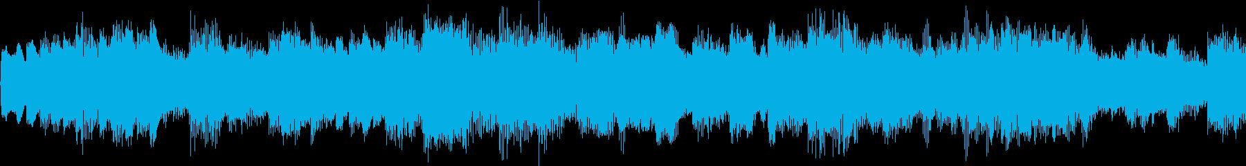 アコーステック 感情的 希望的 ク...の再生済みの波形
