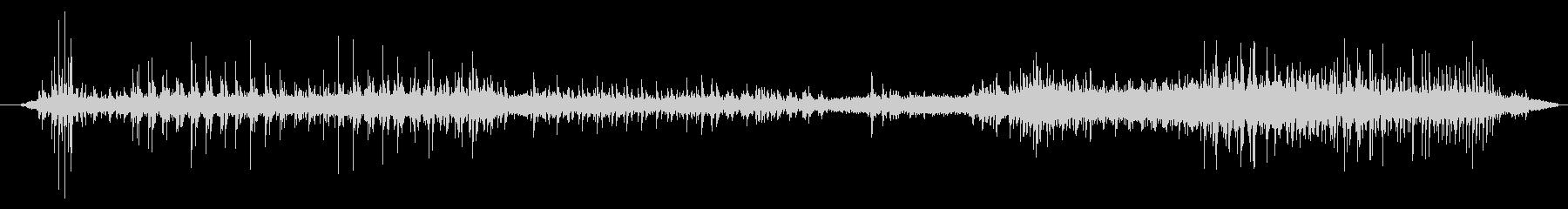 家庭 電動ハンドミキサーロング02の未再生の波形