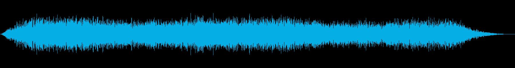 ダークディスタント・グラミングの再生済みの波形