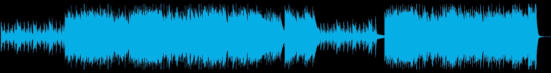 企業/OP/ED!疾走感!ピアノロックBの再生済みの波形
