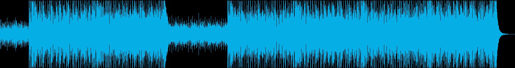 ファンク バトル 焦り ワイルド ...の再生済みの波形