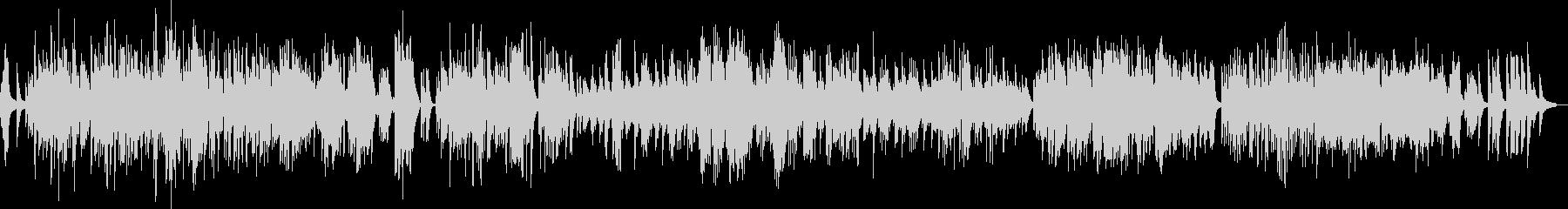 ショパン ノクターン Op61-No1の未再生の波形