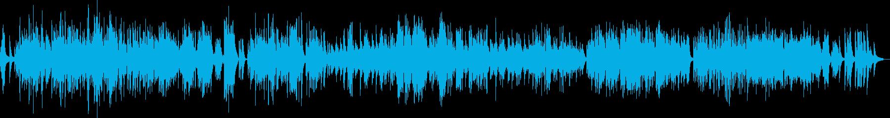 ショパン ノクターン Op61-No1の再生済みの波形