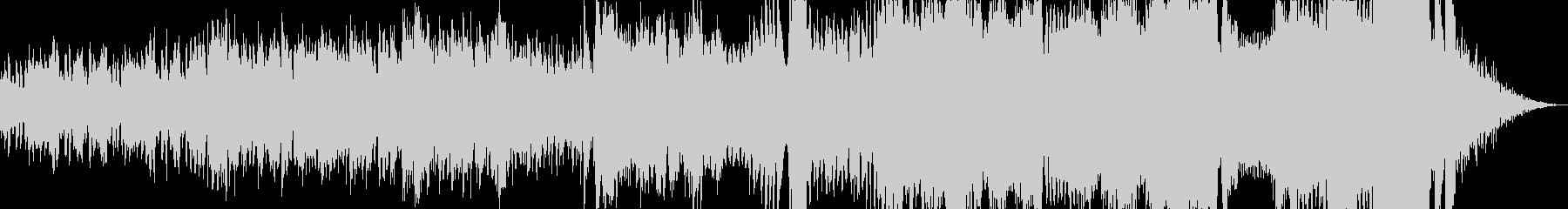 鹿鳴館ワルツの未再生の波形