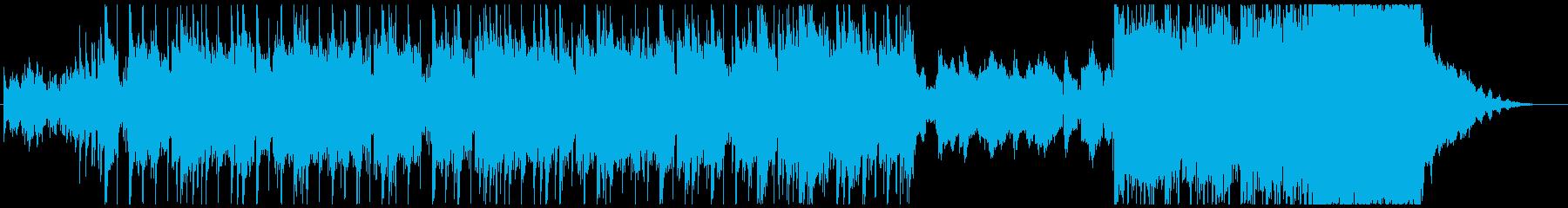 ポップ ロック カントリー 広い ...の再生済みの波形