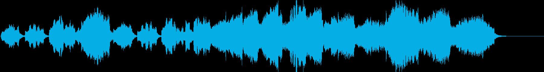 木管/しっとり/リラックス/モーニングの再生済みの波形