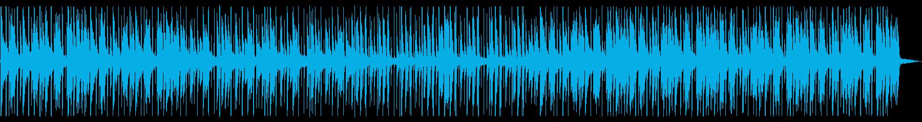 都会/ヒップホップ_No453_2の再生済みの波形