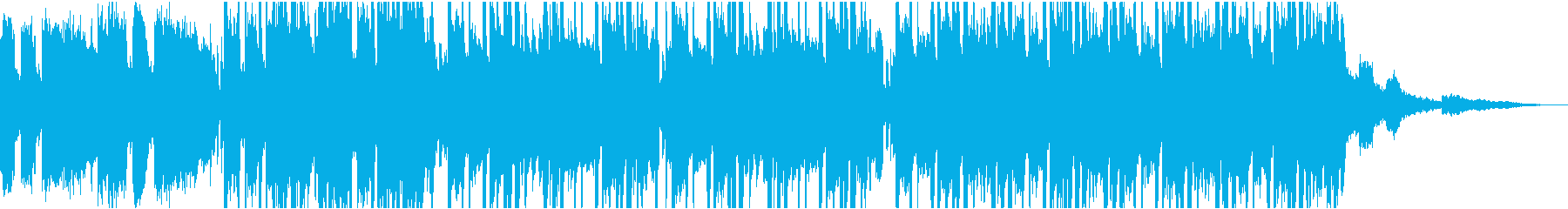 トラップ ヒップホップ ポジティブ...の再生済みの波形