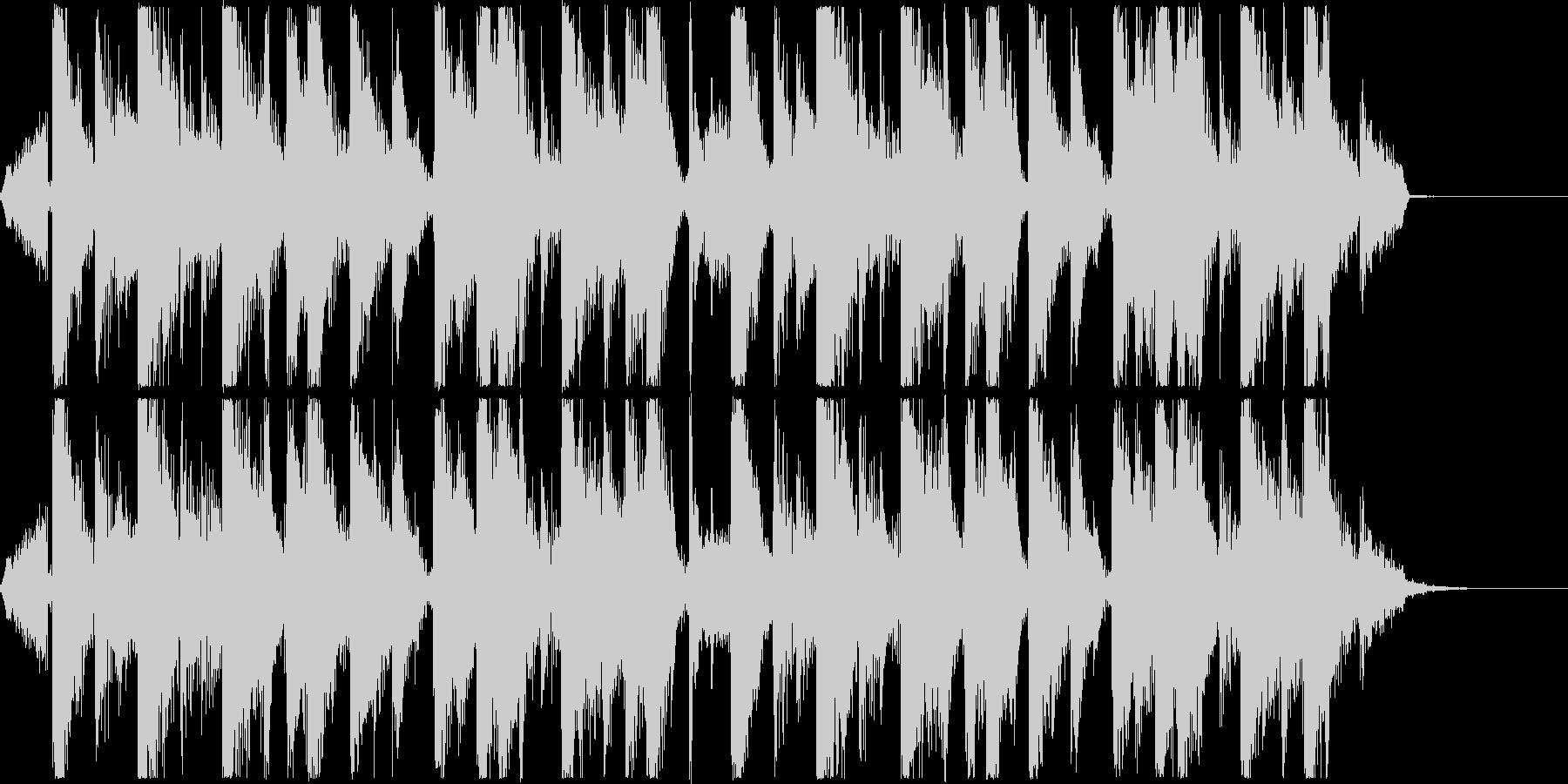 Disco/Urban/Funkの未再生の波形