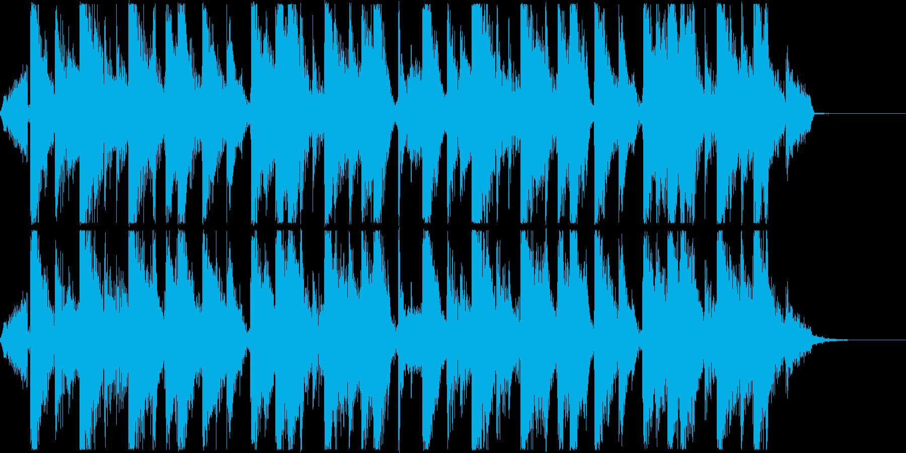 Disco/Urban/Funkの再生済みの波形