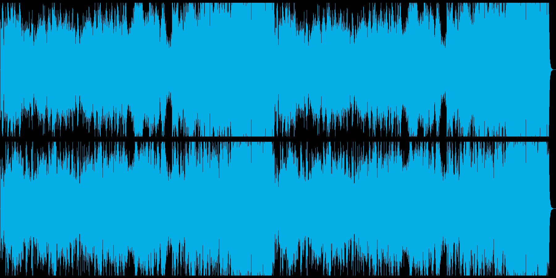 王国の昼・オーケストラ の再生済みの波形