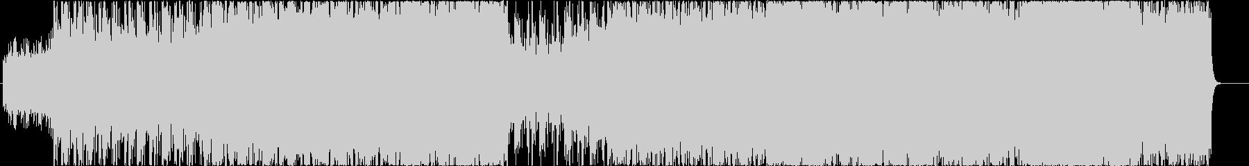 シンセ中心のポップな90年代サウンドの未再生の波形