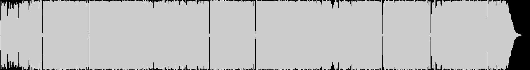 哀愁系Rock03 ロキノン系 生演奏の未再生の波形