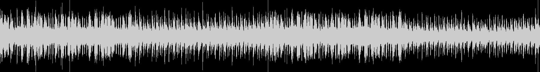 【ループ】酒場風ジャズのBGMの未再生の波形