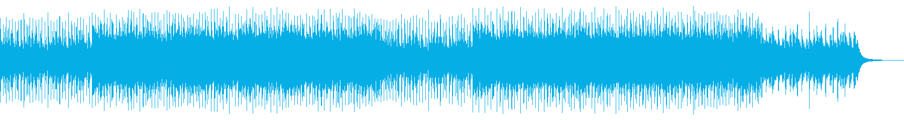 Corporate VP / CM The strength to live's reproduced waveform