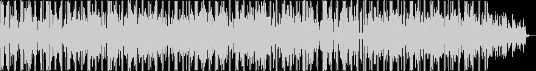 前向きな80'sBGMですの未再生の波形