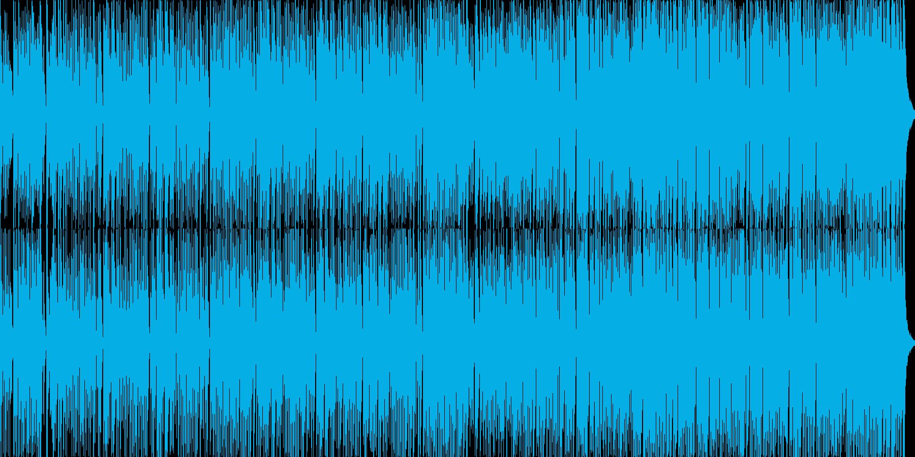 ジ・エンターテイナー/ポップアレンジの再生済みの波形