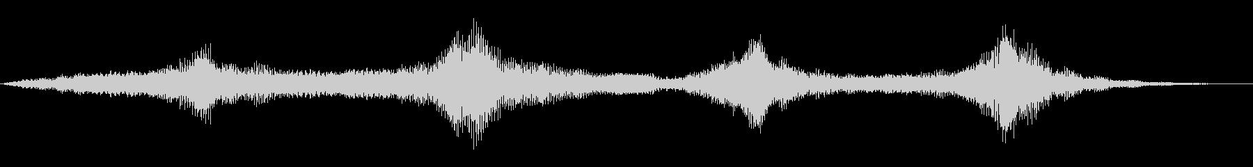 謎のタイムワープドローン、SCI ...の未再生の波形