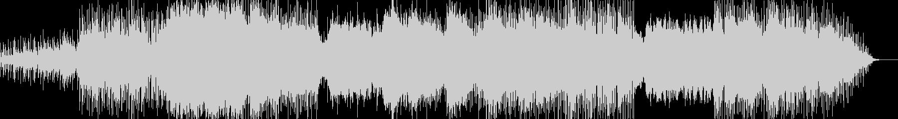 アンビエント・ヴォイスの未再生の波形