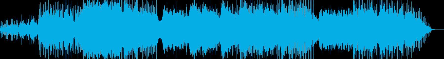 アンビエント・ヴォイスの再生済みの波形